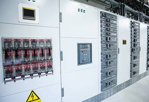 Low-voltage distribution boards