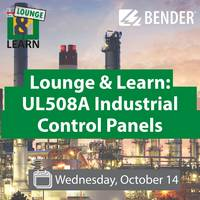 Lounge & Learn: UL508A Industrial Control Panels