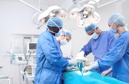 Instalaciones hospitalarias en conformidad
