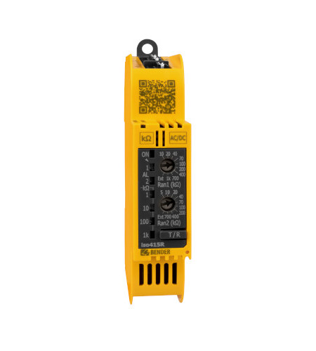 ISOMETER® iso415R Ground Fault Monitoring Device