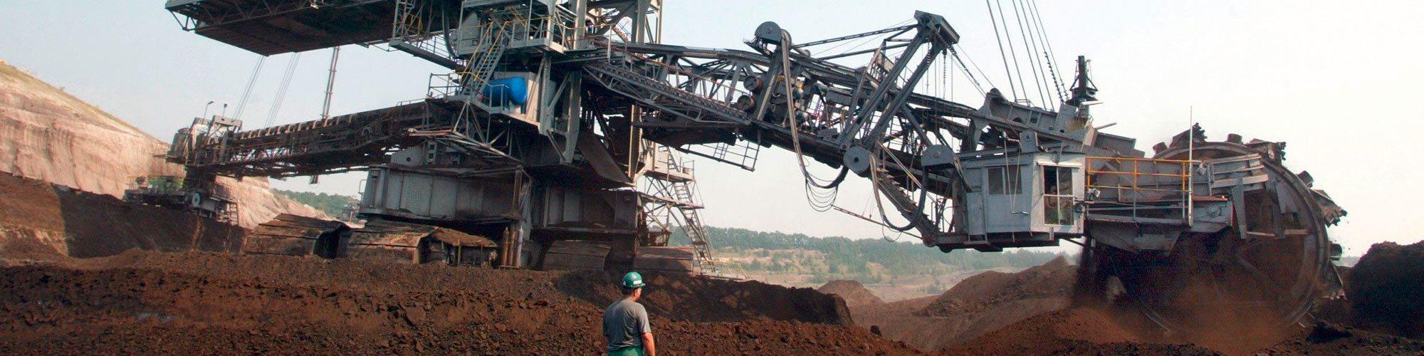 Explotación (minera) a cielo abierto