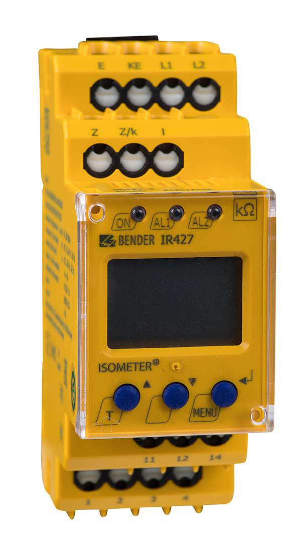 ISOMETER® IR427 con MK7
