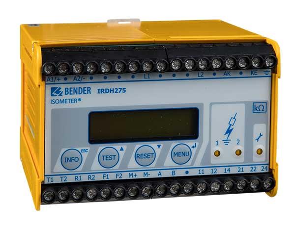 ISOMETER® IRDH275BM-7 con AGH675S-7...