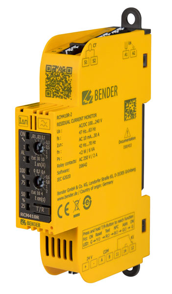 LINETRAXX® RCM410R-1/-2