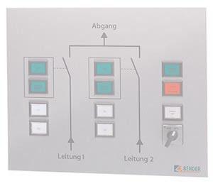 TMX-HA operator panel